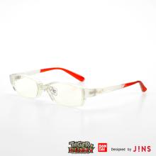 タイバニ仕様のメガネがJINSから! 全4種、オリジナルケース/メガネ拭きが付属