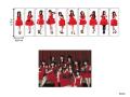 一番くじ「AKB48 クリスマスプレゼント」、12月中旬に発売! 全38種+ラストワン賞+特典ポスター(全40種)