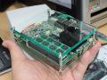 Ubuntuプリインストールのファンレス小型PC! ピノー「Sizka Candy スケルトンモデル」近日発売