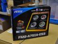Socket FM2対応Mini-ITXマザーがMSIから! 「FM2-A75IA-E53」発売