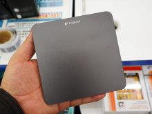 Windows 8をタッチ操作できるワイヤレスタッチパッド! ロジクール「Wireless Rechargeable Touchpad t650」発売