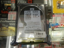 デュアルプロセッサ採用の高速HDDに4TBモデルが登場! WesternDigital「WD4001FAEX」発売