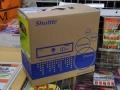 Core i7が搭載可能なスリム型ベアボーンが発売! Shuttle「DS61」