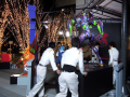 東京スカイツリーでの「ヱヴァ神社」建立レポート! 奉納された初号機を目指し、使徒が参拝に襲来