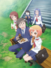 TVアニメ「琴浦さん」、紳士向けの「妄想選手権」を開催! 優秀作はメガミマガジンのピンナップに採用