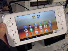 パッドでゲームがプレイできるAndroidゲーム端末「S7300」が登場!