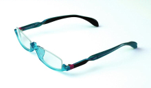 「初音ミク」コラボ仕様メガネが和真パレットから! 眼精疲労軽減効果を持たせた「ゲームユーザー向けメガネ」