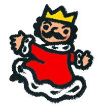 王さまシリーズ、初のTVアニメ化が決定! 「ぼくは王さま」として4月6日よりBS11で放送