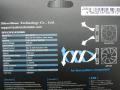 3種類のブレードを組み合わせた120mmファン! SilverStone「SST-AP123」発売