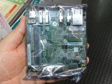 インテル純正の超小型マザーにCeleron 847搭載モデルが追加!