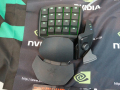 メカニカルキー採用の左手用ゲーミングキーパッド! 「Razer Orbweaver」発売