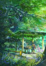 新海誠の新作アニメ映画「言の葉の庭」、公開日が5月31日に決定! BD/DVD劇場先行販売も