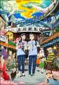 アニメ映画「聖☆おにいさん」、ポテトスナック「ポテロング」とのコラボが決定! 仏×ホットケーキ、キリスト×トーストなども