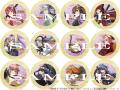 2013春アニメ「百花繚乱 サムライブライド」、秋葉原の戦国メイドカフェ/バー「もののぷ」とコラボ! 4月1日から