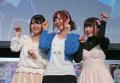 \(・ω・\)SAN値!(/・ω・)/ピンチ! ニャル子さんW放送開始直前イベント「愛・ニャル子博2013」、声優トークショーレポート