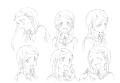 JK×サバイバルゲーム「ステラ女学院高等科C3部(しーきゅーぶ)」、メインスタッフとキャラ設定画を公開! 初監督と初キャラデザのコンビ