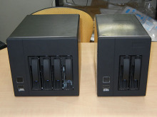 NASにそっくりなMini-ITXケースが登場! 4ベイ/2ベイモデル