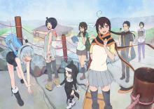 「夜桜四重奏 ヨザクラカルテット」、2度目のTVアニメ化が決定! 新OADシリーズ「ツキニナク」も始動
