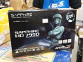 Radeon HD 7990搭載ビデオカードが発売! SAPPHIRE製、約16万円