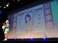 りっちゃん、400人のファンとともに総選挙での選抜入りをガチ祈願! AKB48バカセンター・川栄李奈「ガチ推し出陣式」レポート