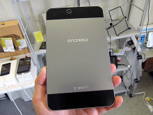 iPhone 5風Androidタブレット「I5 BIG」が登場!