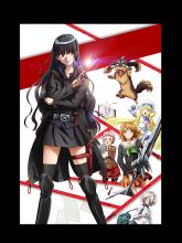 TVアニメ「犬とハサミは使いよう」は7月スタート! 追加キャスト、キービジュアル第2弾、PV第2弾を発表