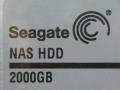 Seagateから小型NAS向けのHDDが登場! 2TBモデル「ST2000VN000」発売