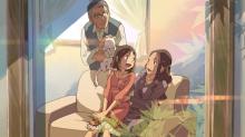 アニメ映画「言の葉の庭」、新海誠による短編「だれかのまなざし」の同時上映が決定! 台湾と香港での同日公開も