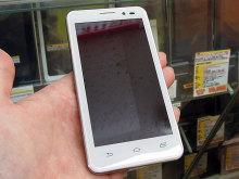 Android 4.2&4コアCPU搭載の薄型/軽量スマホUMI「X1S」にホワイトモデルが登場!