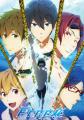京アニ新作TVアニメ「Free!」、キービジュアル第2弾と女性キャラの設定画を公開!  フォロワーはすでに4万人超え