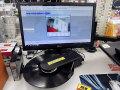 PCに録音も可能なスピーカー内蔵レコードプレーヤー「DN-84537」が上海問屋から!