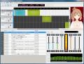 無料配布の音声創作ソフト「CeVIO」、歌声作成機能を実装! アニメイト秋葉原の看板娘「さとうささら」と絡めた動画募集企画も