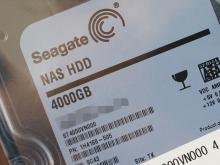 4TBのNAS向けHDDが初登場! Seagate「ST4000VN000」発売