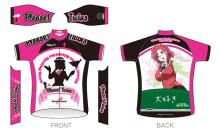 「TARI TARI」「おねがい☆ツインズ」のサイクルウェアがKASOKUから登場! みずほ先生サイクルジャージなど計8アイテム