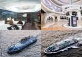 アニメ映画「キャプテンハーロック」、真夏のお台場をジャック! 対象:ホテル、テーマパーク、リアル船舶