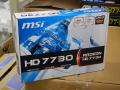 AMD未発表GPU「Radeon HD 7730」搭載カードが登場! MSI「R7730-1GD5V1」発売