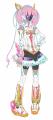 TVアニメ「ガッチャマン クラウズ」、変身後の姿を公開! 「Gスーツ」デザインは中北晃二と安藤賢司