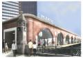 「マーチエキュート 神田万世橋」、9月14日に開業! 旧万世橋駅ホームと一体化した万世橋高架橋の商業施設