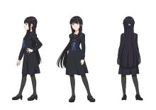 JK青春サバゲーアニメ「ステラ女学院高等科C3部(しーきゅーぶ)」、追加キャラと第2話の先行場面写真を公開!