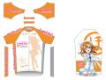 「ソードアート・オンライン」「ラブライブ!」「真マジンガー」のサイクルウェアがKASOKUから! 7月26日に予約受付開始
