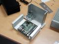 Core i5搭載NUCマザー用ケースが初登場! ファンレスも可能に