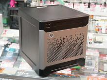 HPのマイクロサーバー「ProLiant MicroServer」に新モデル! iLO4搭載でリモート管理も可能に