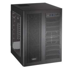5インチベイ×10段搭載の大型キューブケース! Lian-Li「PC-D600W」近日発売、初回入荷は極少量?