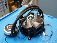 ZALMAN新設計のCPU用一体型水冷キット! 円形ラジエーター採用の「Reserator3 MAX」発売