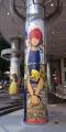 「うたの☆プリンスさまっ♪」、最大12mの巨大広告で渋谷をジャック! 109壁面、マルイ店頭、スクランブル交差点4面ビジョン