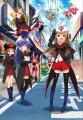 オリジナルアニメ「ロボットガールズZ」、機械獣少女の追加キャストを発表! グロマゼンR9、グロッサムX2、ミネルバX、ラインX1