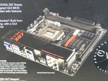 EVGA「Z87 Stinger」発売! Creativeのサウンドチップ、インテル製ギガビットLAN搭載のゲーマー向けマザー