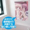 「ロウきゅーぶ!SS」、耐水ポスター登場! 湊智花と袴田ひなたの(ほぼ)全裸な着替えシーンをプリント