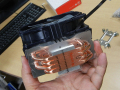 高耐久ファン採用のサイドフロー型CPUクーラーがCOOLERMASTERから! 「Hyper 212X」近日発売