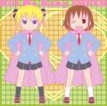 「キルミーベイベー」、新作アニメ付きベストアルバムのジャケットを公開! 原作者・カヅホ描き下ろし